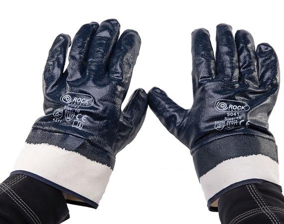 Handschoenen zonder elastiek
