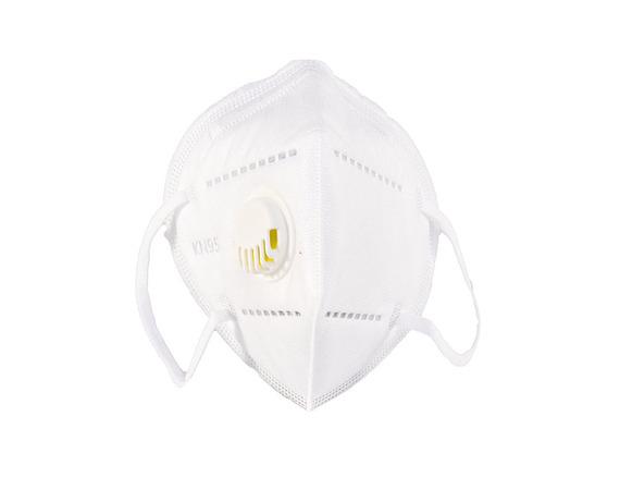 Mondmasker vouwbaar FFP2