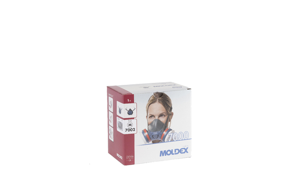 Moldex Halfgelaatsmasker 7002