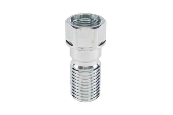 Adapter voor Carat M30 inwendig naar 1 1/4 uitwendig